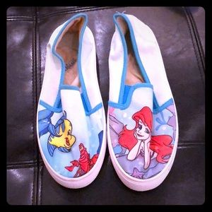 Ariel shoes